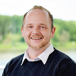 Frank Müntinga, Bereichsleiter Personal