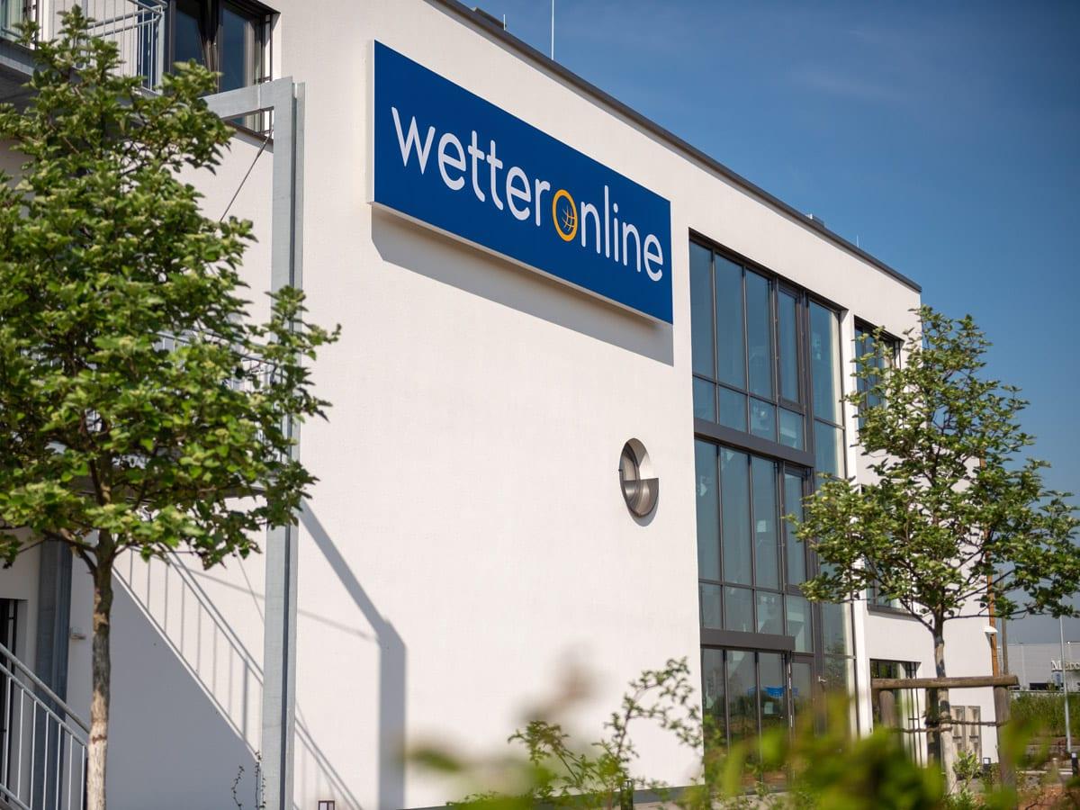 WetterOnline Location Bornheim