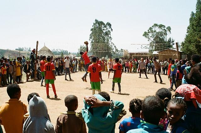 WetterOnline Schule in Äthiopien