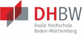 Logo der dualen Hochschule Baden-Württemberg