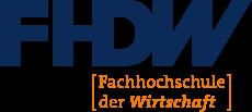Logo der Fachhochschule der Wirtschaft