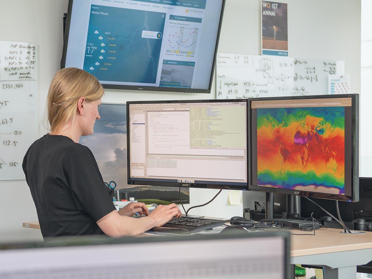 WetterOnline bietet Ihnen B2B-Lösungen