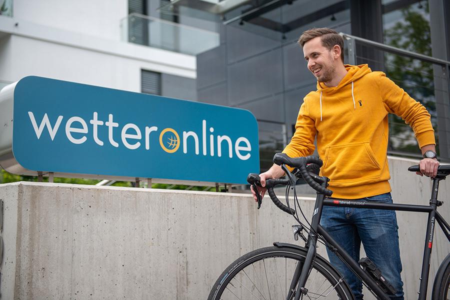 Wir bieten als Benefit die Möglichkeit eines Jobrads