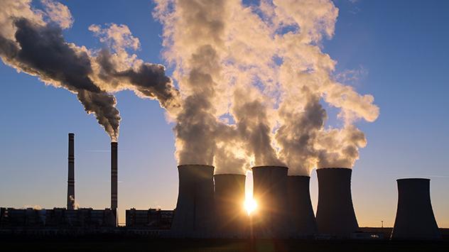 CO2-Konzentration hoch wie nie